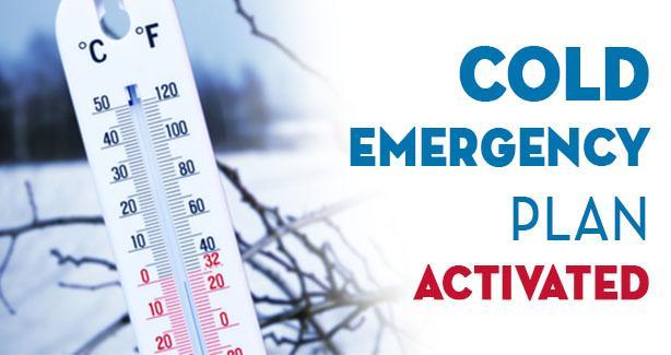 Cold Emergency Plan