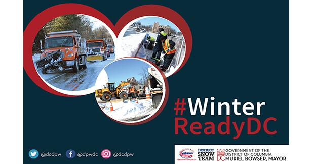 Image for #WinterReadyDC
