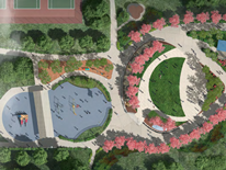 Chuck Brown Memorial Park Rendering 4-14-14